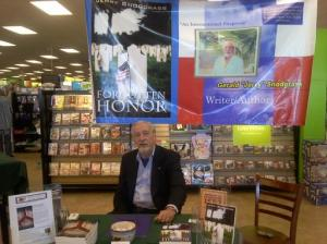 Jerry Snodgrass Book Signing