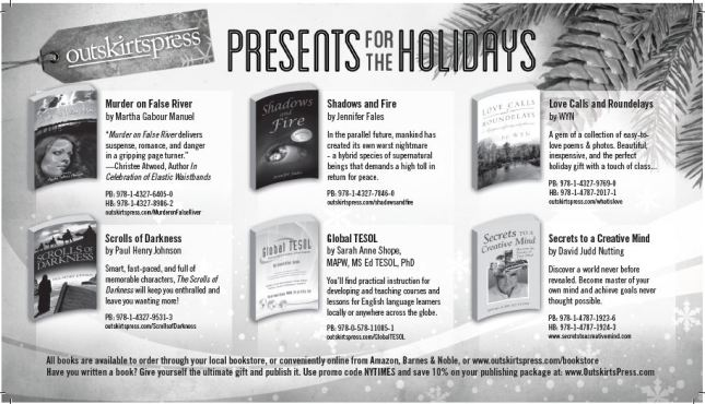 New York Times Holiday Book Edition