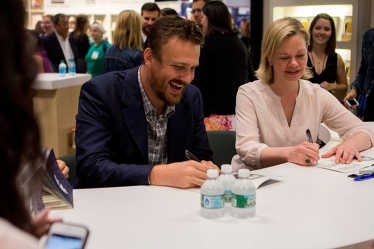 Jason Segal at BEA 2