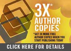 3X Author Copies