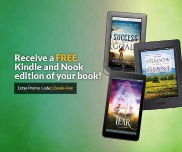 Free Kindle And Nook With Package Purchase Self Publishing